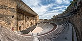 Roman Theatre in Orange, South of France