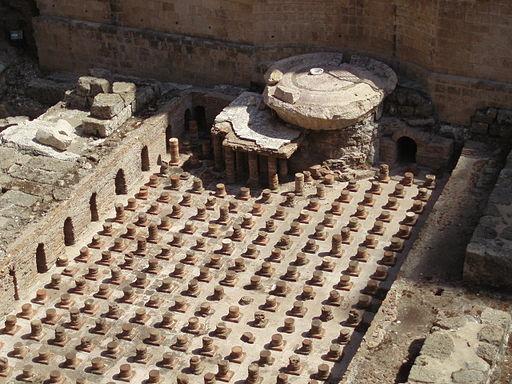 Roman bath Beirut lebanon 025
