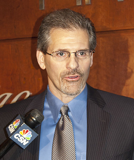 Ron Hextall, von 2014 bis 2018 General Manager der Philadelphia Flyers