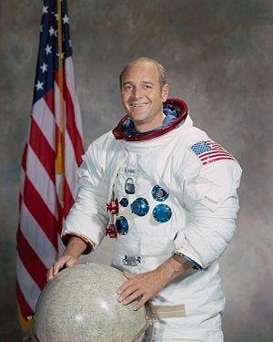 Ronald Evans (astronaut) - Image: Ronald Evans