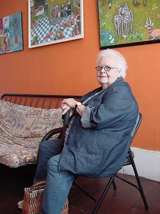 Ronnie Gilbert - Gilbert in August 2006