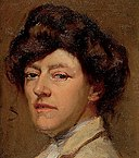Rose Mead; Self Portrait c.1910.jpg