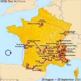 Tour de France 2020 - Wikipedia