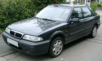 Rover Group - Rover 200 (1989–1994)