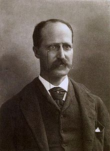 1=Photograph of Henry Rowland, the American physicist, published in 1902