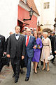 Royal Couple of Spain visiting Estonia.jpg