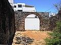 Ruínas da Igreja Nossa Senhora da Conceição em Guarapari. Nave central.jpg