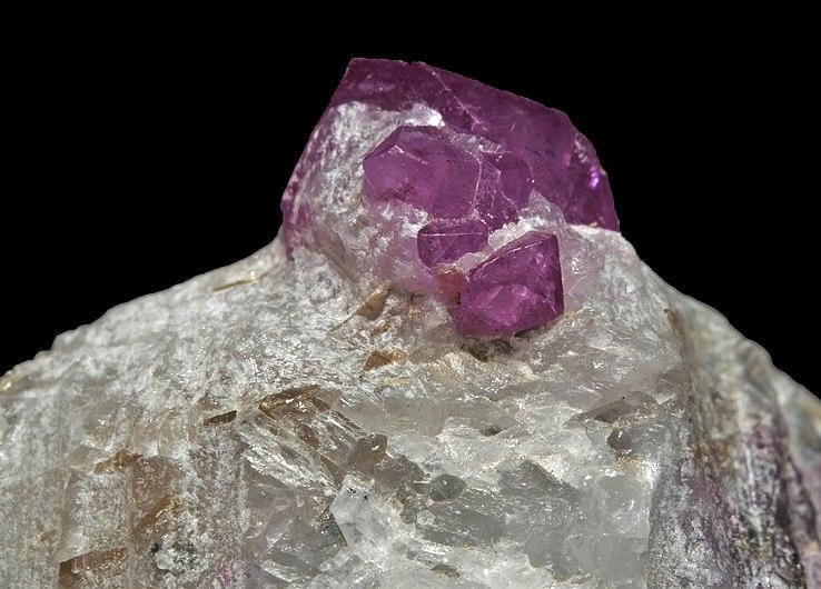 Rubis, phlogopite, calcite 3.JPG