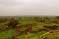 Ruins of Tughlaqabad on a cloudy Day.JPG