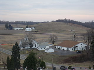 Franklin Township, Licking County, Ohio Township in Ohio, United States