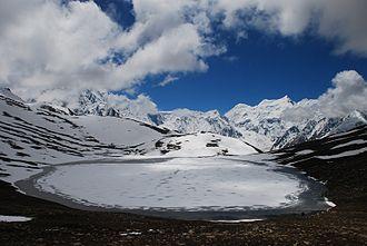 Rush Lake (Pakistan) - Image: Rush lake