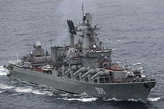 <i>Slava</i>-class cruiser