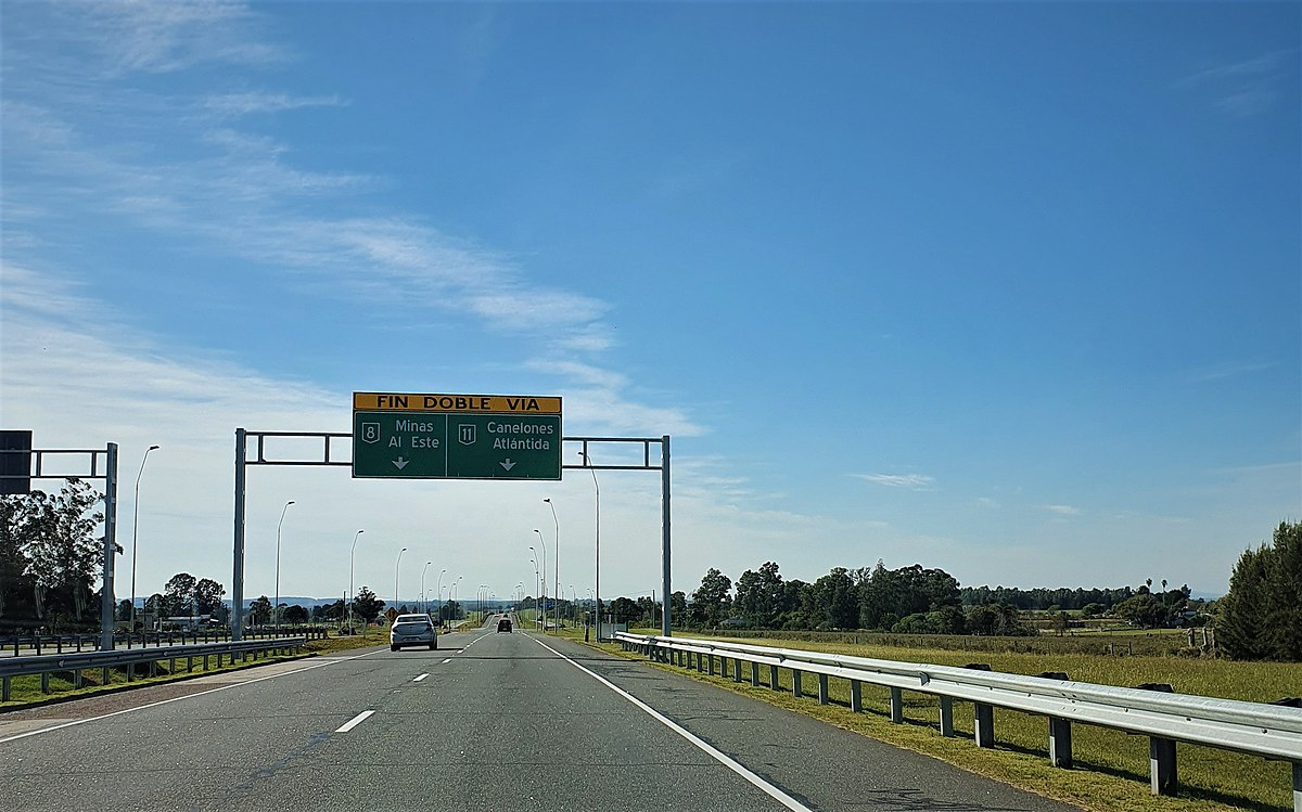Ruta 97 (Uruguay) - Wikipedia, la enciclopedia libre