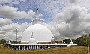 Ruwanwelisaya - The Ruwanwelisaya Stupa