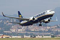 EI-DHV - B738 - Ryanair