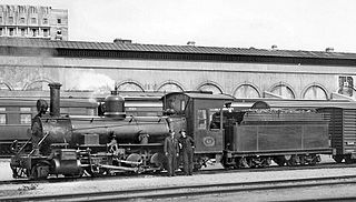 South African Class NG10 4-6-2