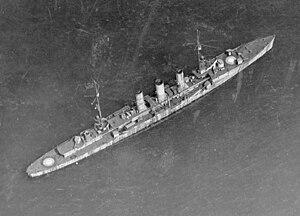 Wiesbaden-class cruiser - Image: SMS Frankfurt