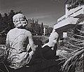 STATUES IN KIBBUTZ TEL YOSSEF. גן פסלים בקיבוץ תל יוסף.D835-055.jpg