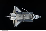 STS132 Atlantis undocking2