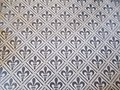 Sacred Heart Church. Floor patterns. - Budapest District VIII.JPG