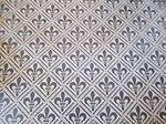 Sacred Heart Church. Floor patterns. - Budapest District VIII.JPG