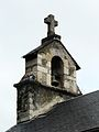 Saint-Bertrand-de-Comminges chapelle St Julien clocheton.JPG