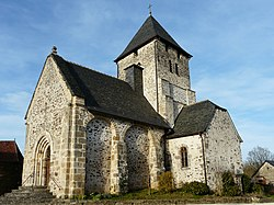 Saint-Cyr-les-Champagnes église.JPG