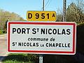 Saint-Nicolas-la-Chapelle-FR-10-Port Saint Nicolas-panneau d'agglomération-02.jpg