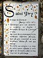 Saint-Prix (95), fontaine Saint-Pry 7.JPG