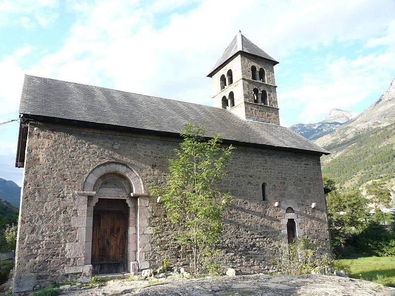 Chapelle Saint-Jean de L'Argentière-la-Bessée (Classé)