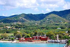 סנט קרואה: Saint Croix 2012 Wade 7