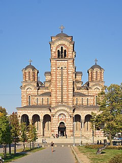 St. Marks Church, Belgrade