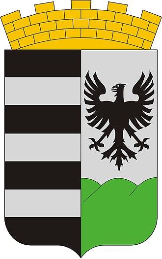 Salgótarján - Image: Salgótarján Coat of arms