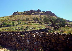 Salkhad - Salkhad fortress