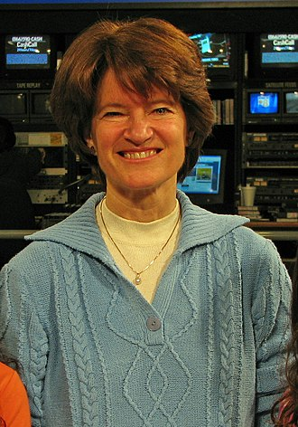 Sally Ride - Sally Ride while promoting the Sally Ride Science Festival at UCSD in 2006