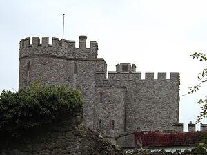 Shepway - Saltwood Castle