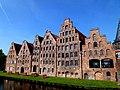 Salzspeicher Lübeck Germany - panoramio.jpg