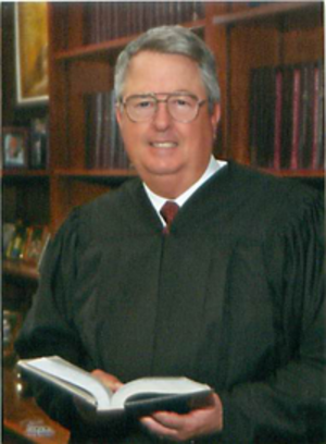 Sam Sparks - Image: Sam Sparks District Judge