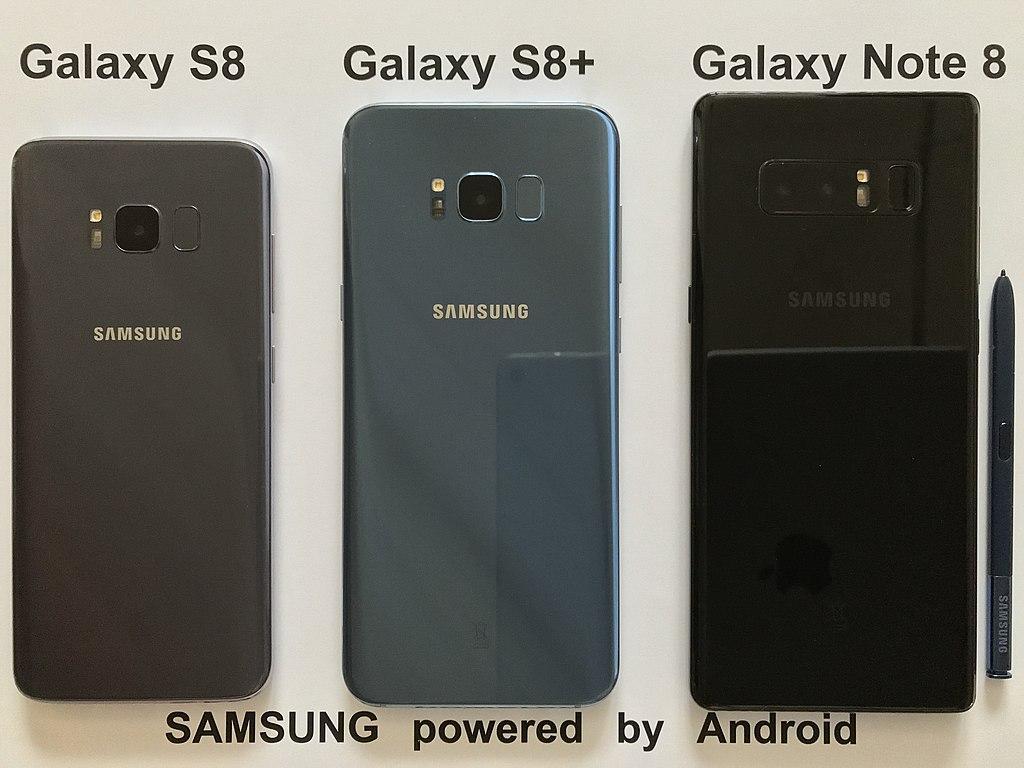 File Samsung Galaxy Rear Jpg Wikimedia Commons