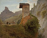 Samuel Morse - Sketch for the Chapel of the Virgin at Subiaco.jpg