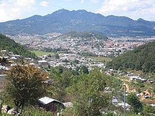 San Cristóbal de las Casas Town & Municipality in Chiapas, Mexico