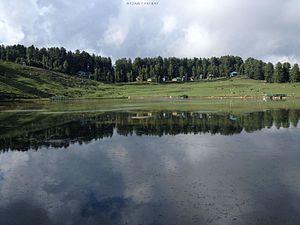Ramban district - Sanasar Lake