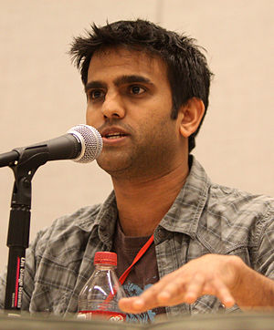 English: Sandeep Parikh at the 2011 Phoenix Co...