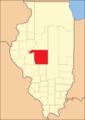 Sangamon County Illinois 1825.png