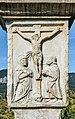 Sankt Georgen am Längsee Launsdorf Maultaschhügel Pfeilerbildstock Kreuzigung 12092018 4593.jpg