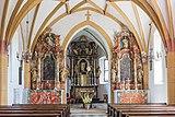Sankt Georgen am Laengsee Pfarrkirche Sankt Peter bei Taggenbrunn Inneres 18072015 5971.jpg