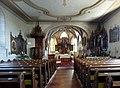 Sankt Gotthard Pfarrkirche - Innenraum 1.jpg