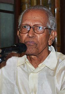 M. K. Sanu Indian writer