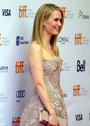 Sarah Paulson - Paulson at the premiere of 12 Years a Slave at the 2013 Toronto International Film Festival