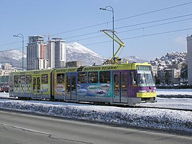 Image illustrative de l'article Tramway de Sarajevo